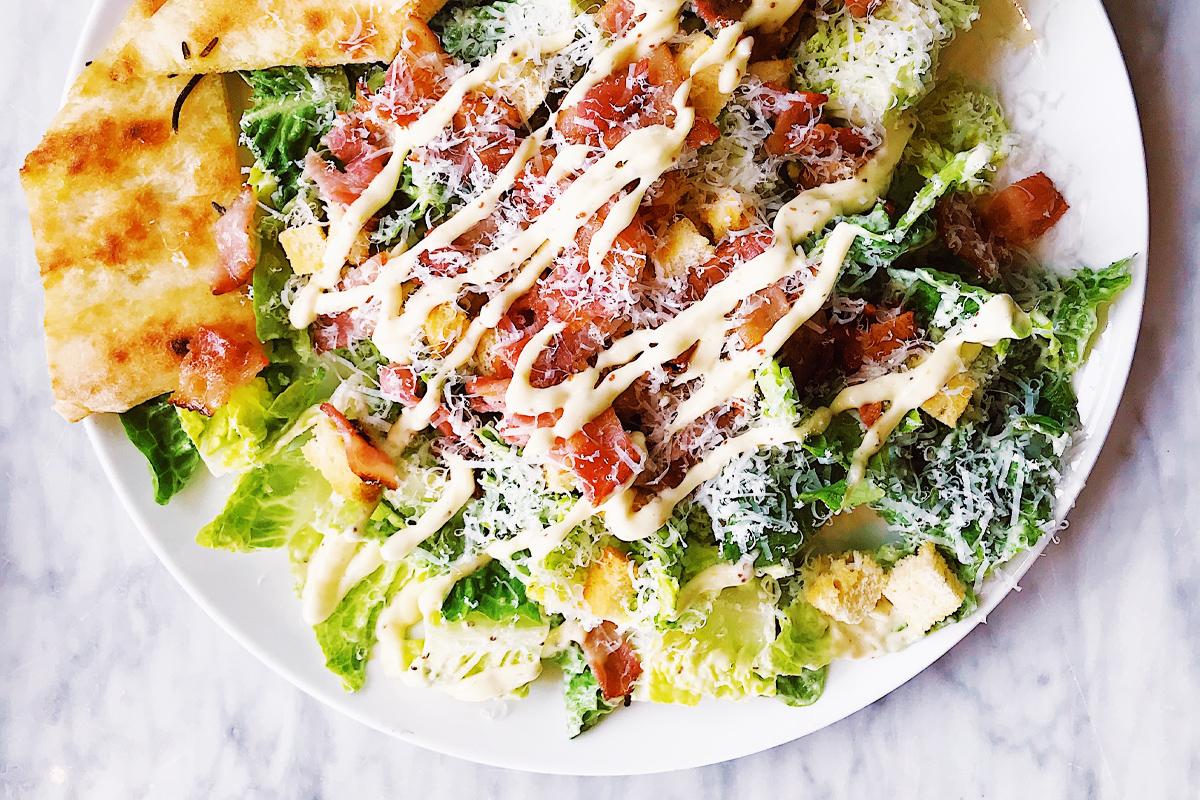 Brasserie Het Zomerhuis - salade